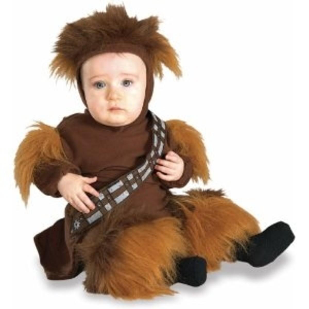 Baby Boy Chewbacca Star Wars Costume (6-12 Months)