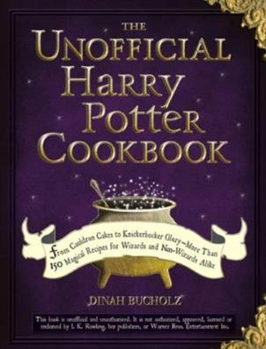 unofficial harry potter cookbook pdf