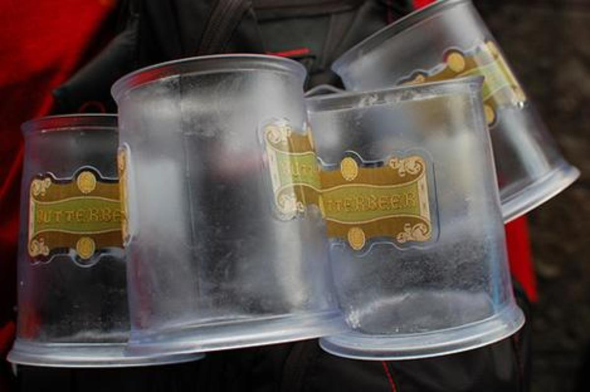 Butterbeer Glasses