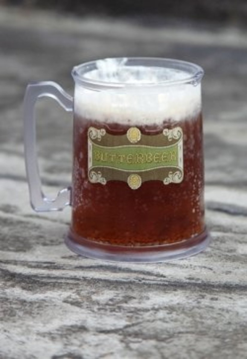What Is The Best Recipe For Harry Potter Butterbeer?