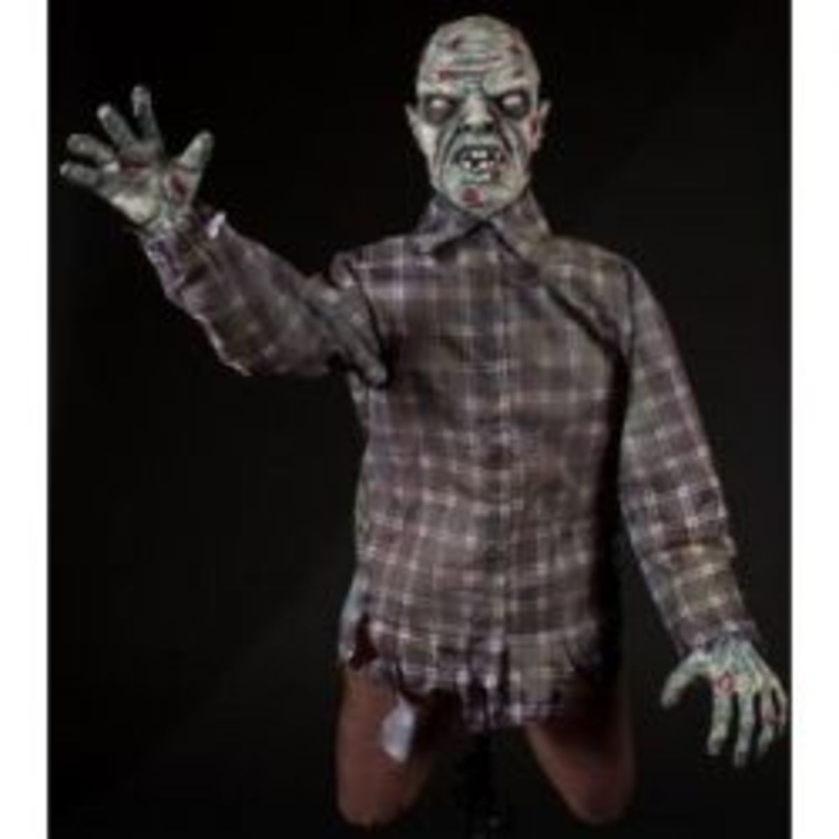 Scary Zombie Prop