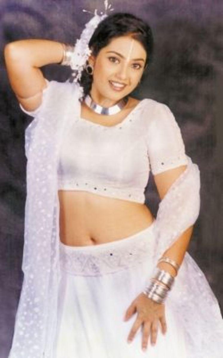 Meena South Indian Actress