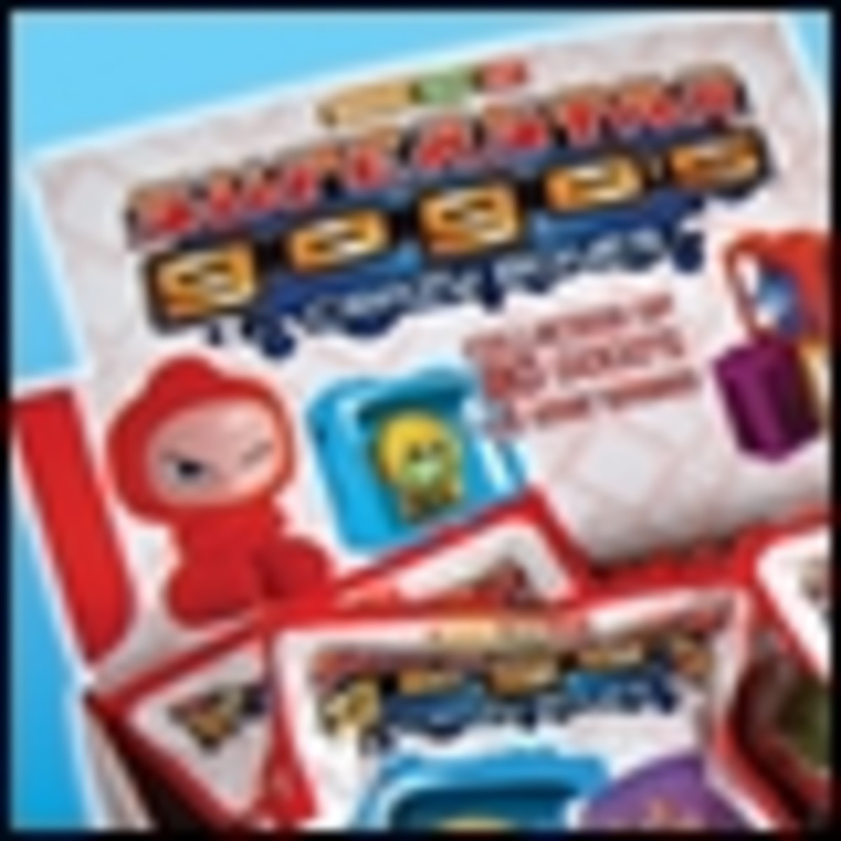 Gogos Crazy Bones Superstars