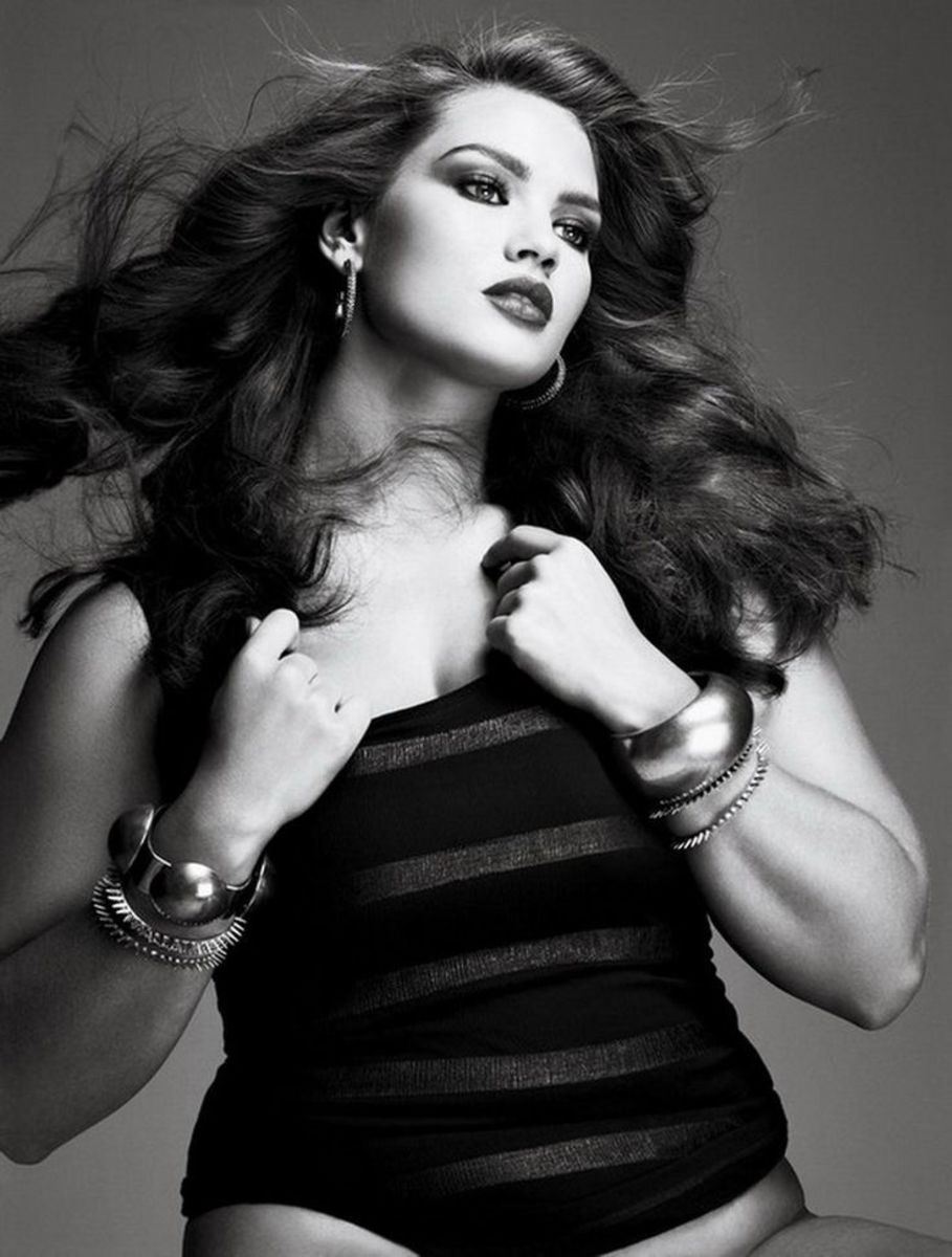 The Top Five BBW of Modeling | HubPages