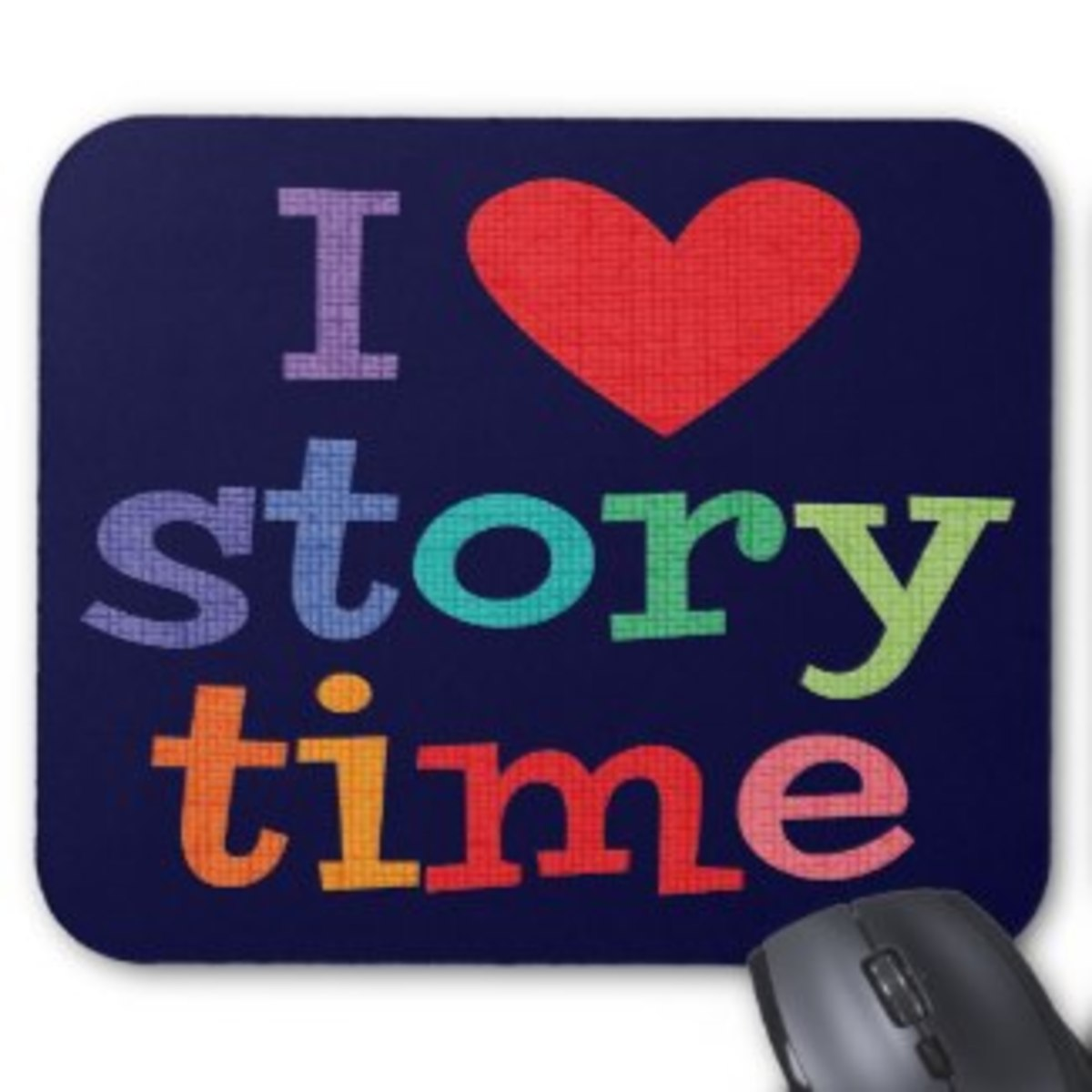 Yes, I LOVE storytime. What a great gift for a children's librarian.
