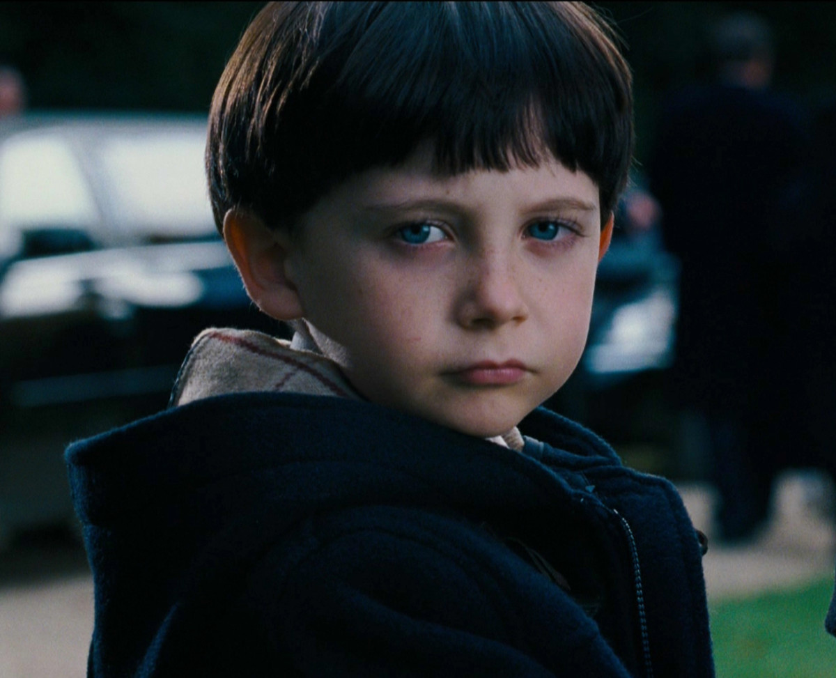 Damien Thorn From The Omen