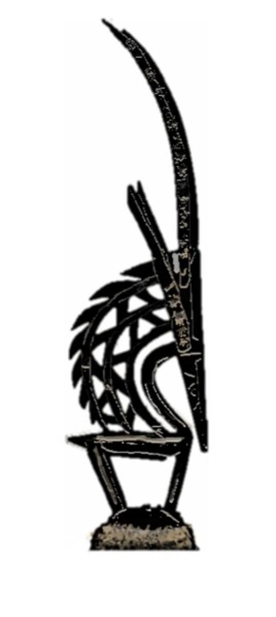 Chi Wara Mask