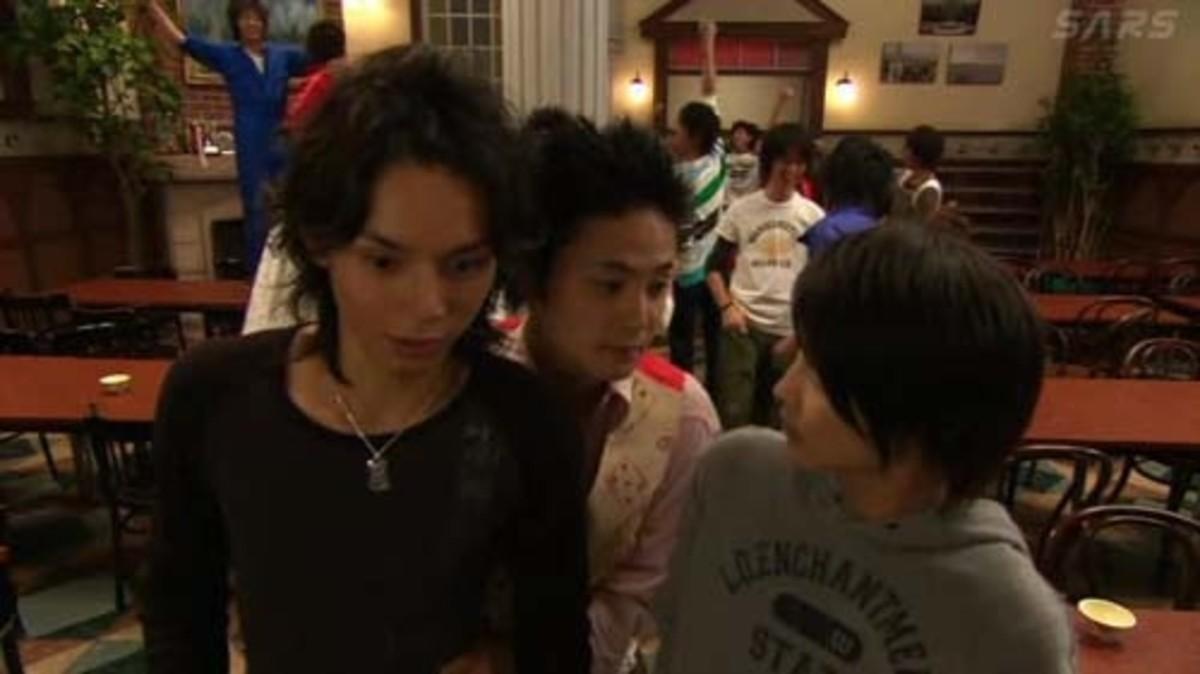 Nanba, Senri and Mizuki