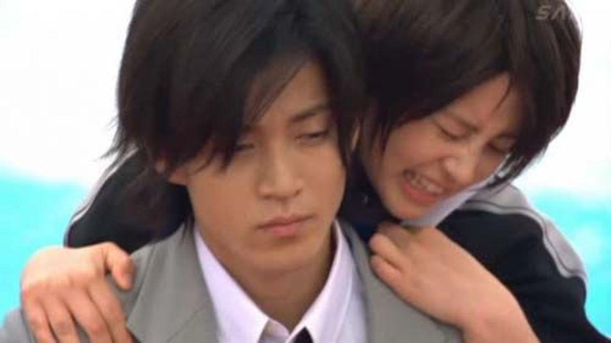 Mizuki and Sano