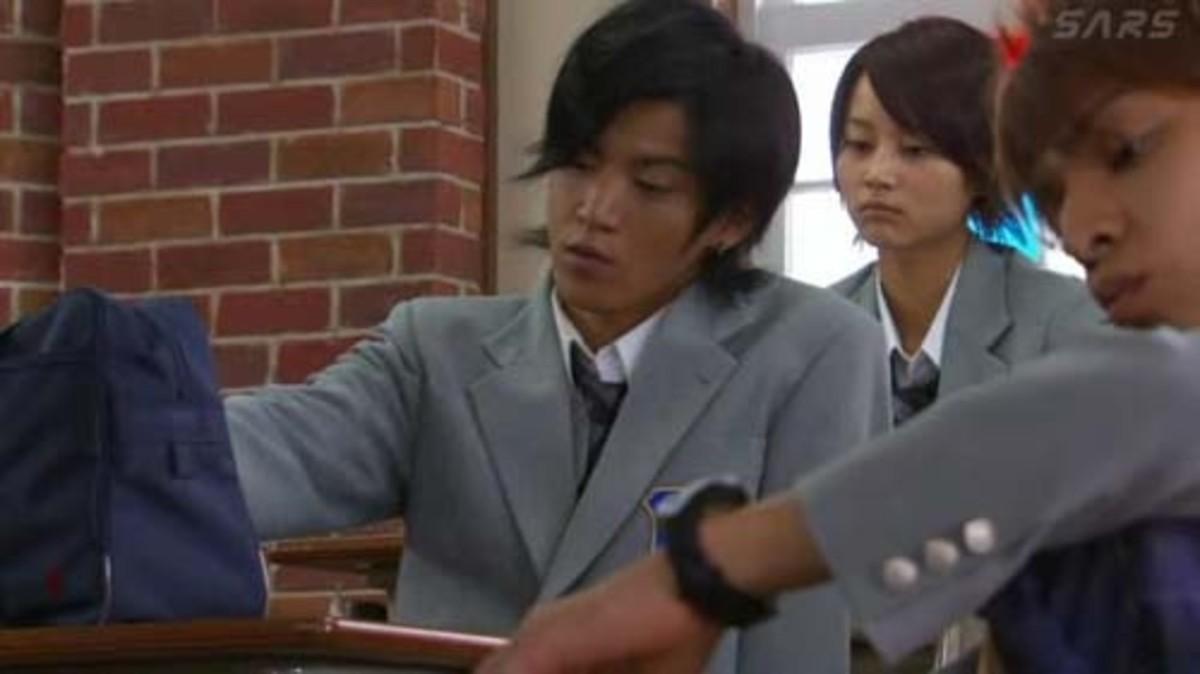 """I finally met him"" - Mizuki"