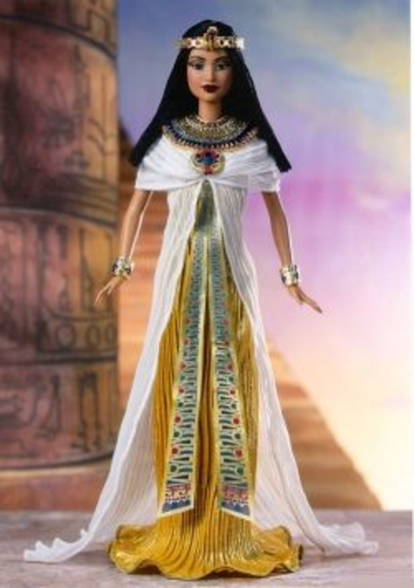 Egyptian Barbie: Princess of the Nile