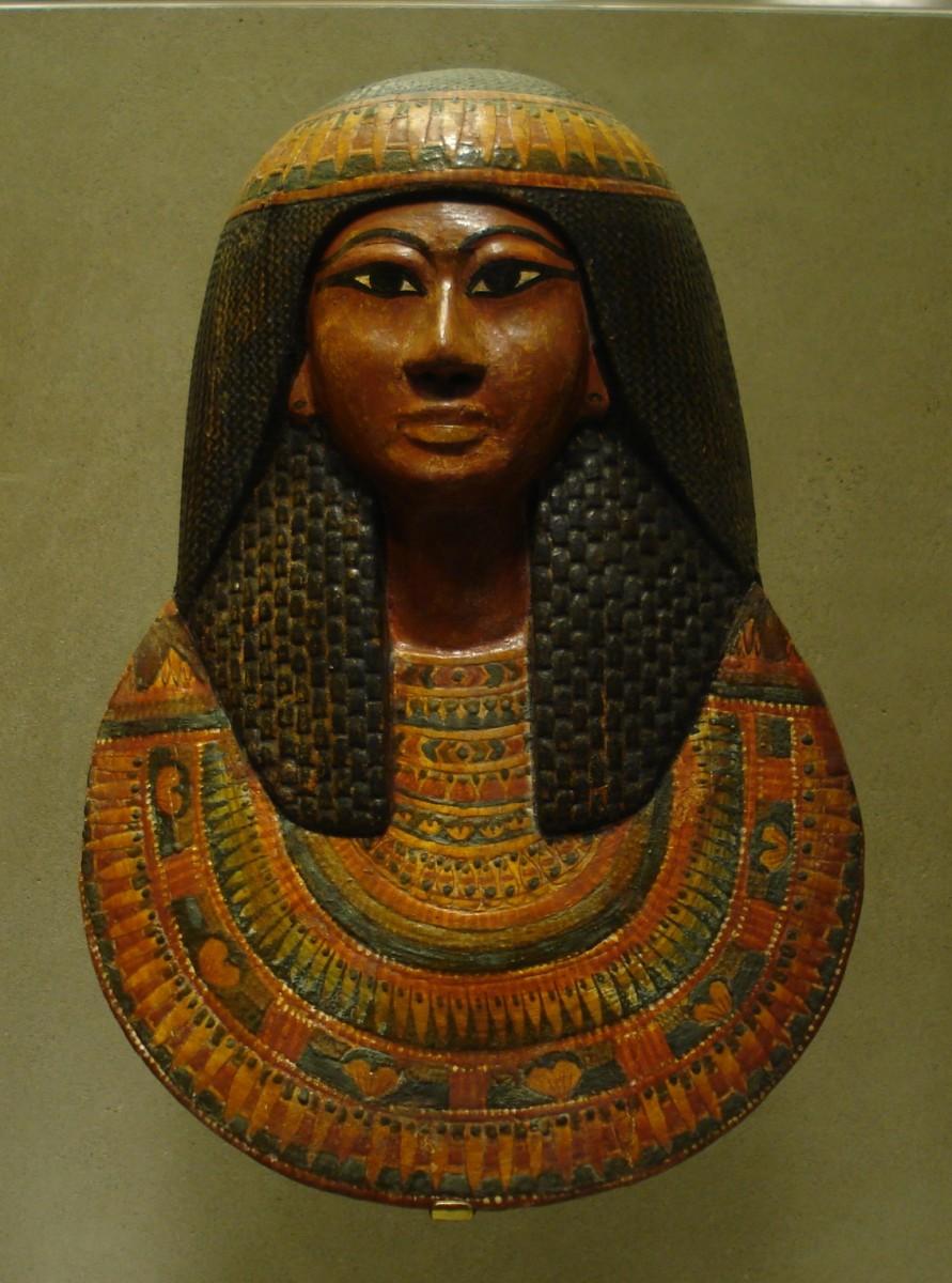 Mummy Mask of Khonsu