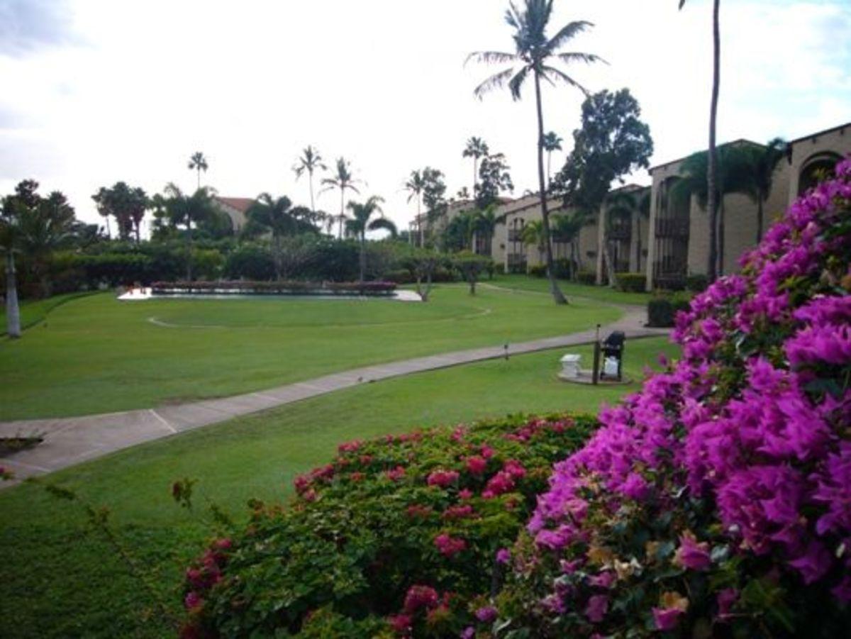 Aston Maui Hill Condo Resort