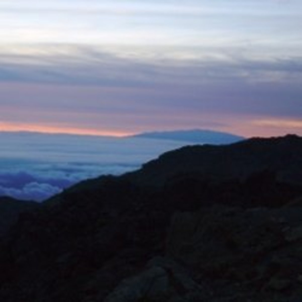 A Maui Sunrise and Haleakala Volcano Downhill Bike Trip