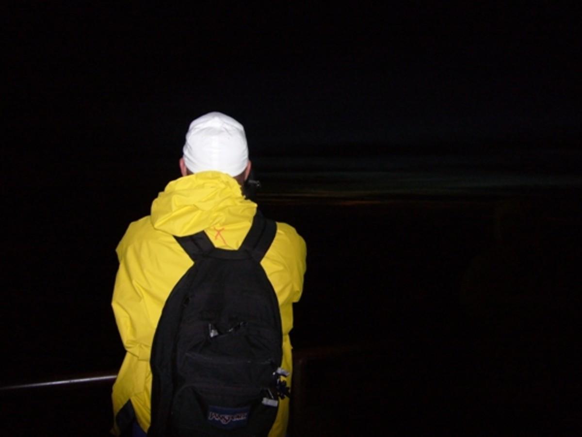 Before Dawn at Haleakala National Park