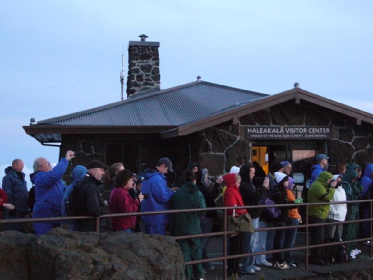 Haleakala National Park Visitor Center
