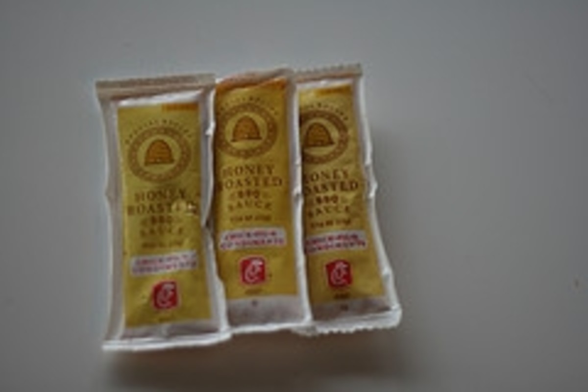 Honey Roasted BBQ Sauce by prettyinprint