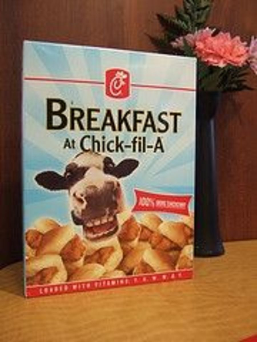 Breakfast at Chick-fil-A by the prodigal untitled13