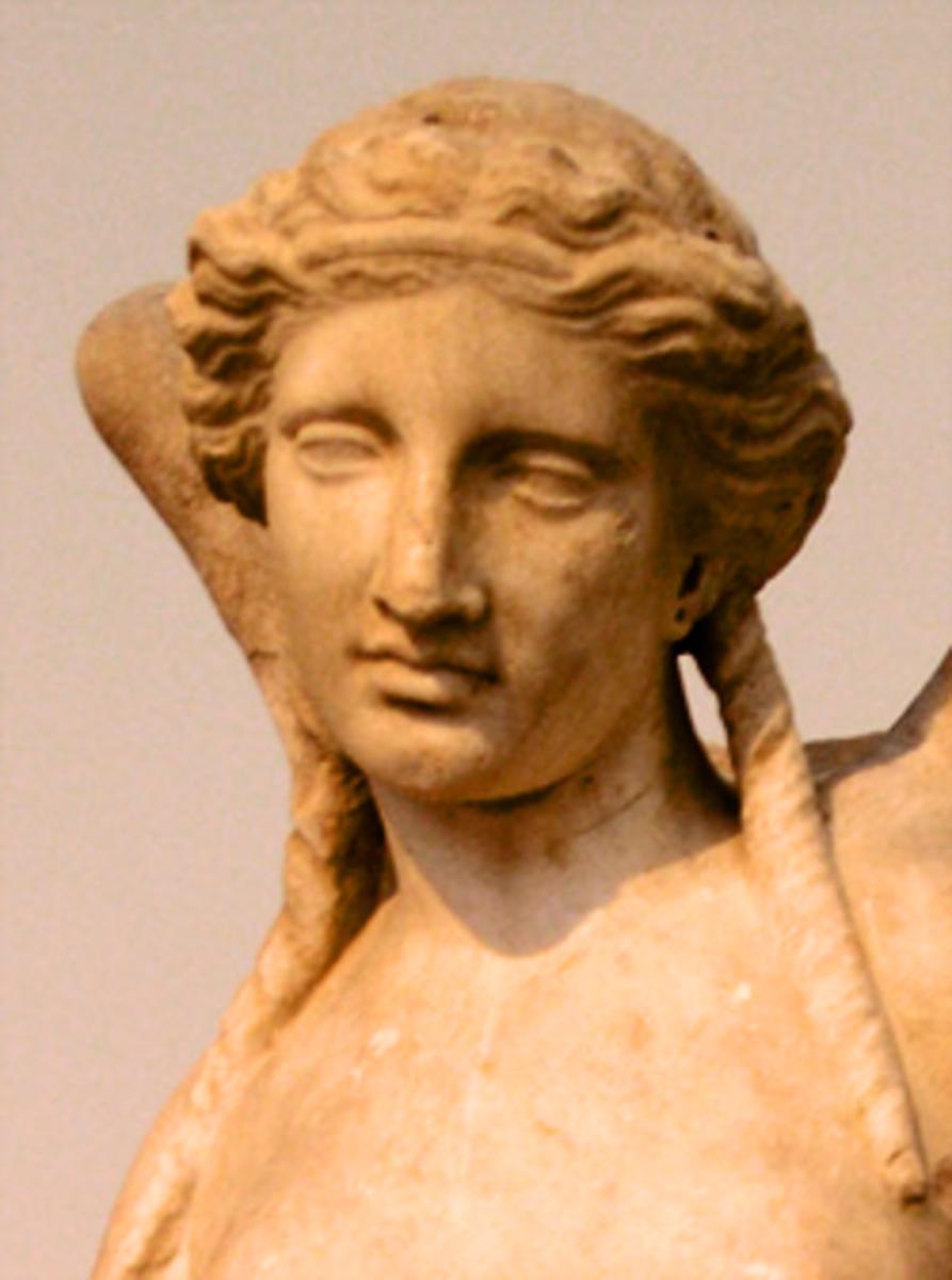 siren-sculpture-athens