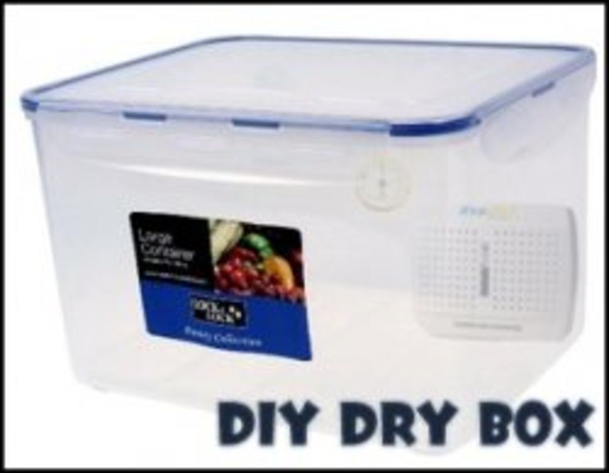 How to make your own Dry Box