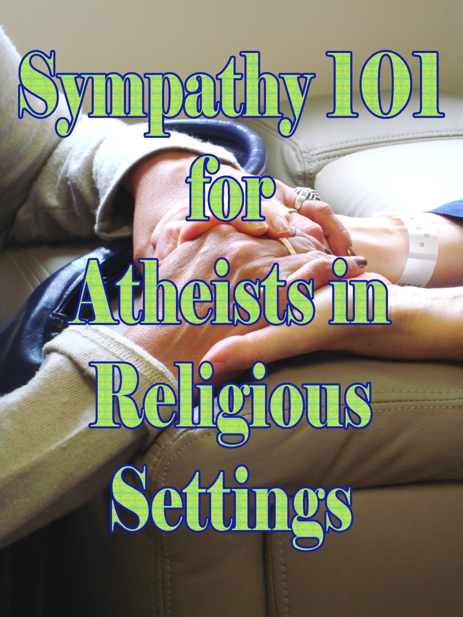 Words For Best Friendship: Sympathy 101 For Atheists With AS