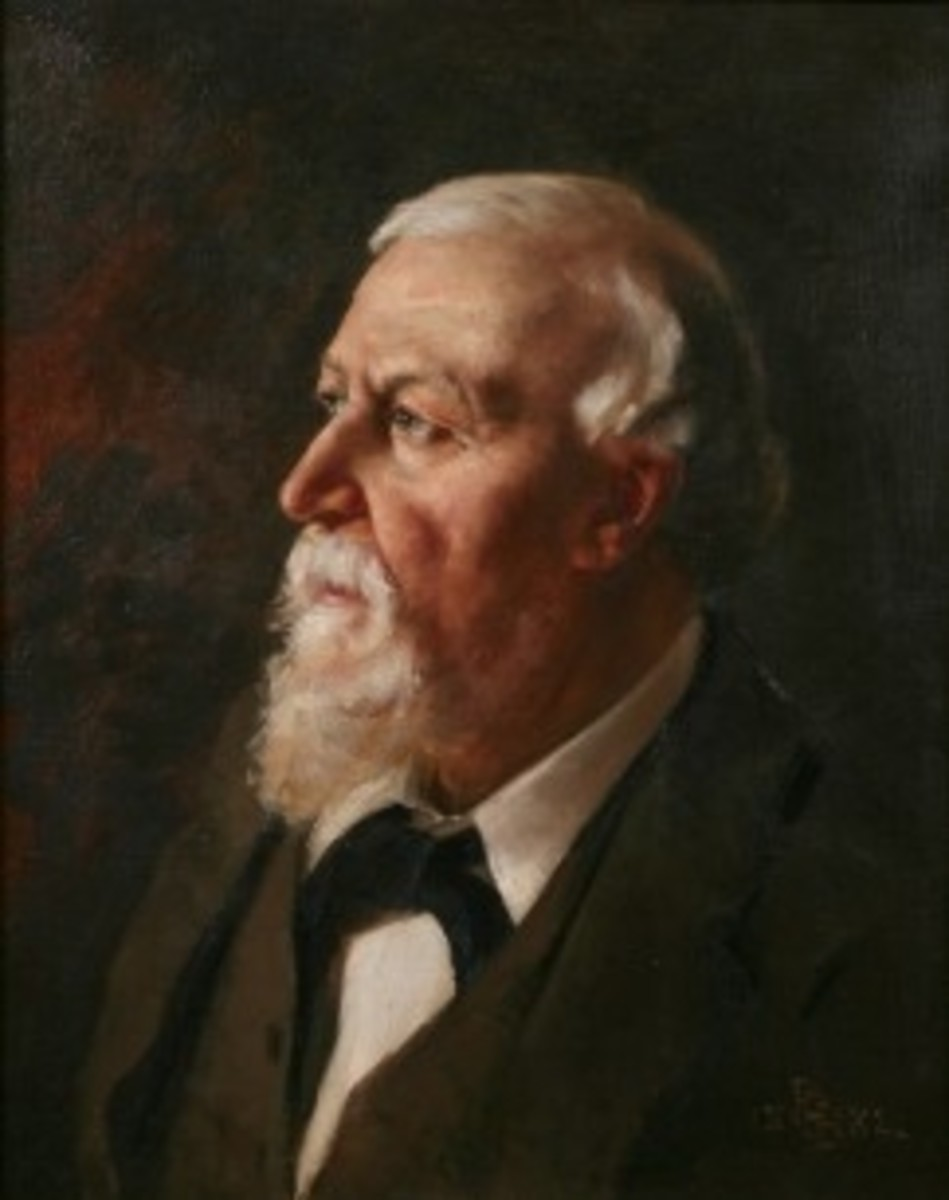 Robert Browning from Wikipedia
