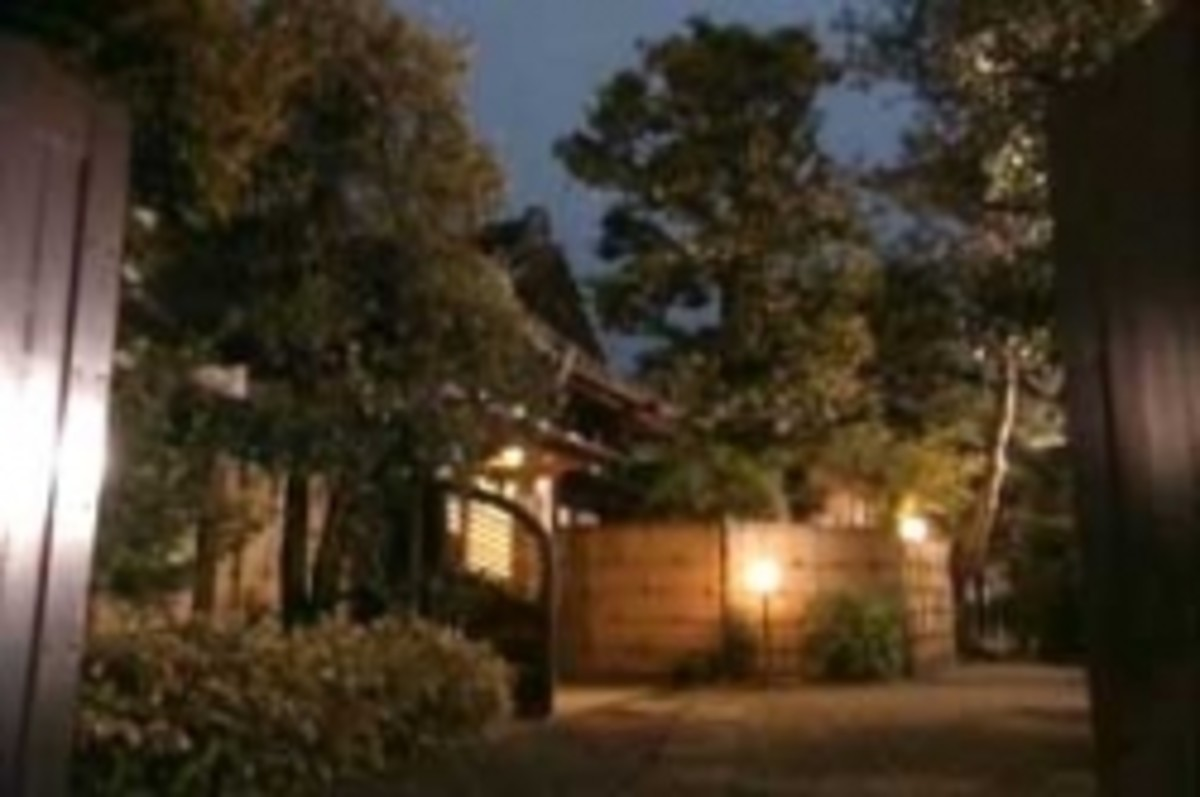 Oedo Yakuza Family House