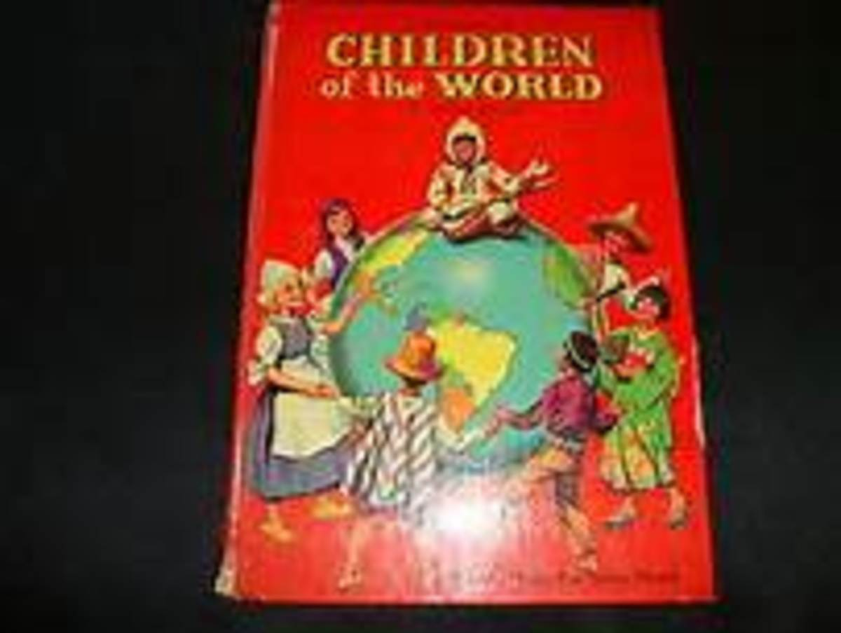 A Maxton Book About Children of the World by E. Joseph Dreany