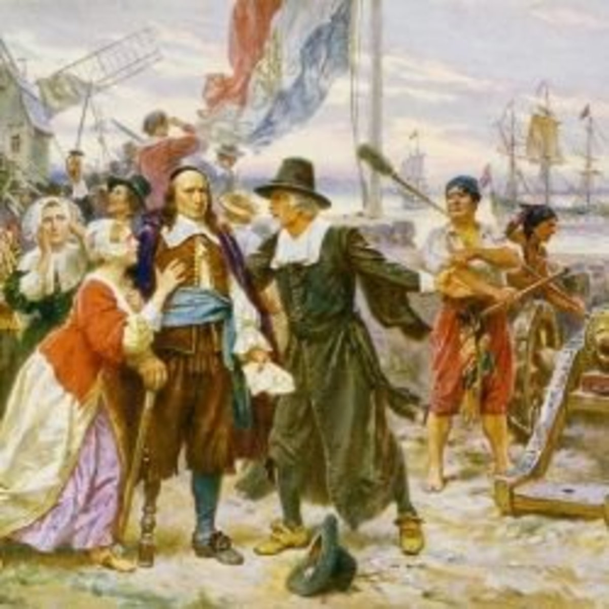 Peter Stuyvesant and the Fall of New Amsterdam