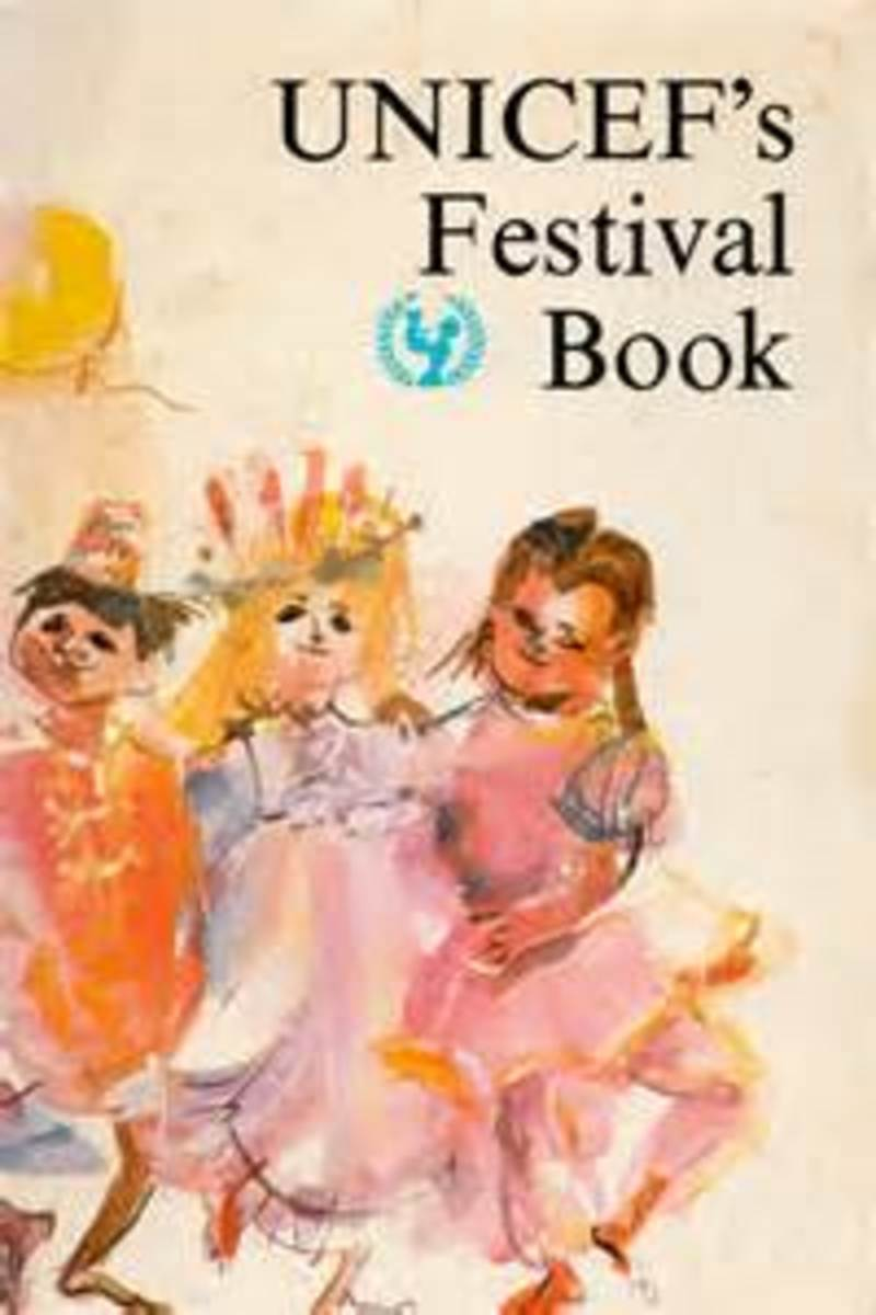 UNICEF's Festival Book by Judith M. Spiegelman