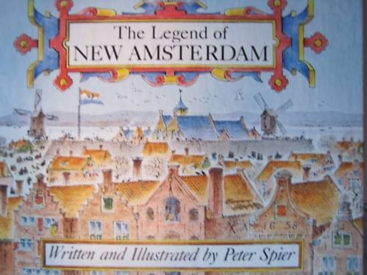 The Legend of New Amsterdam by Peter Spier
