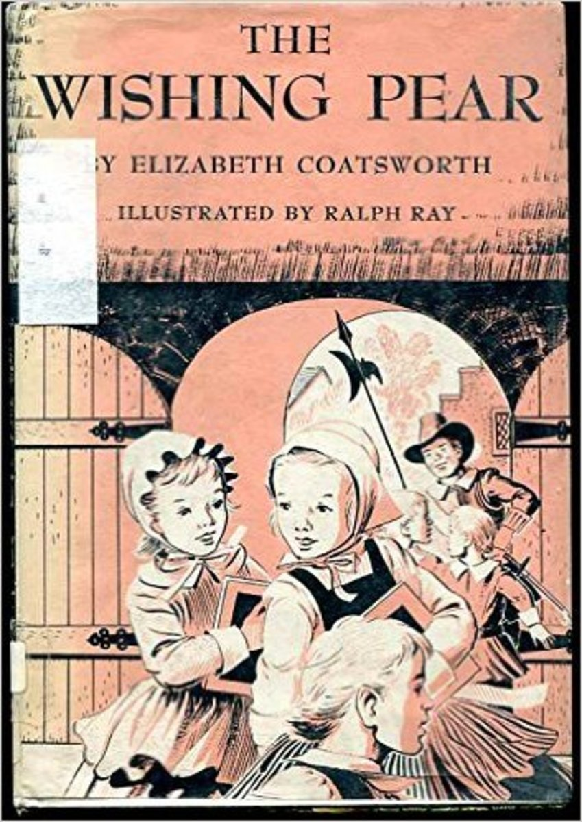 The Wishing Pear by Elizabeth Jane Coatsworth