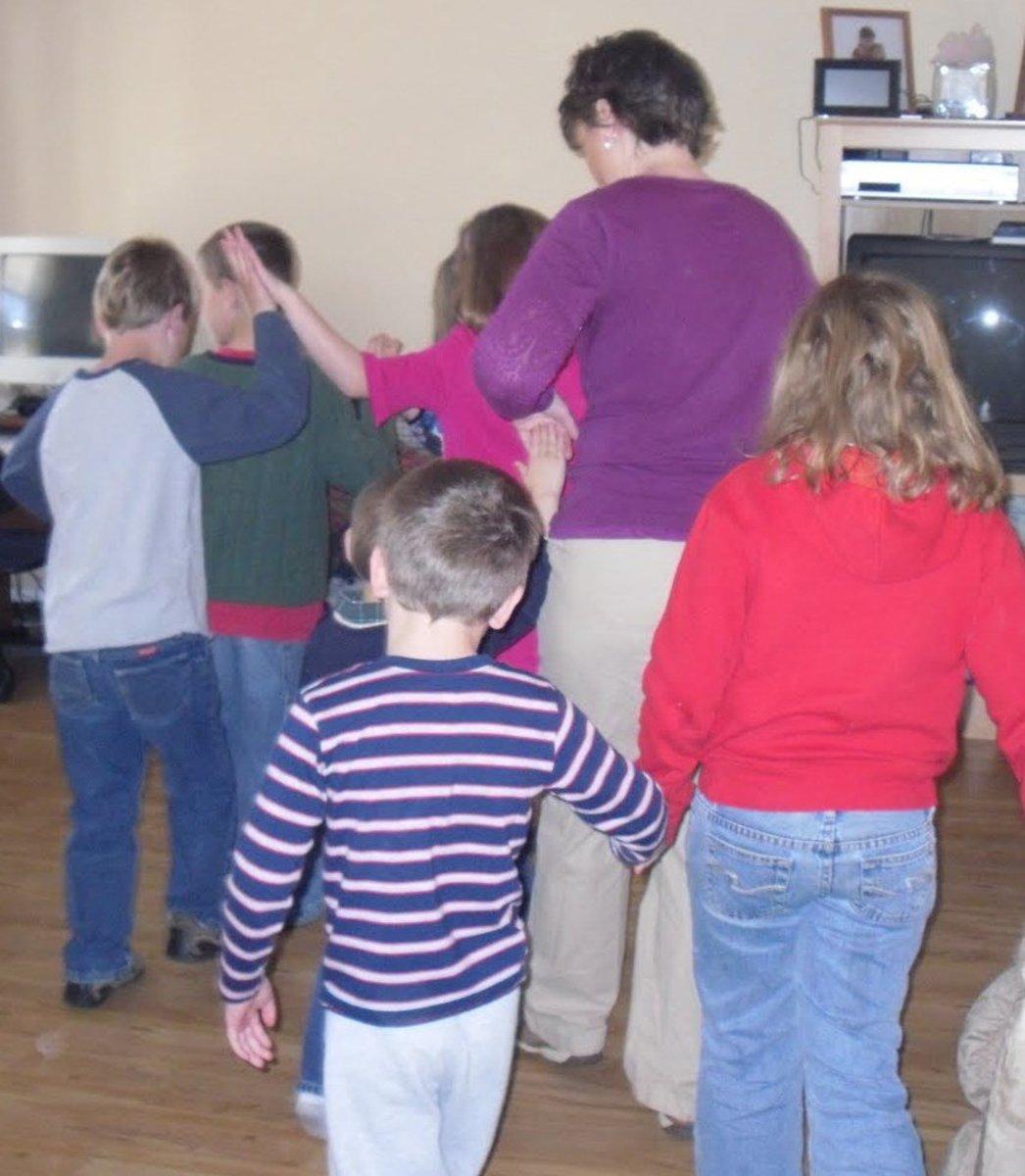 Dancing a minuet