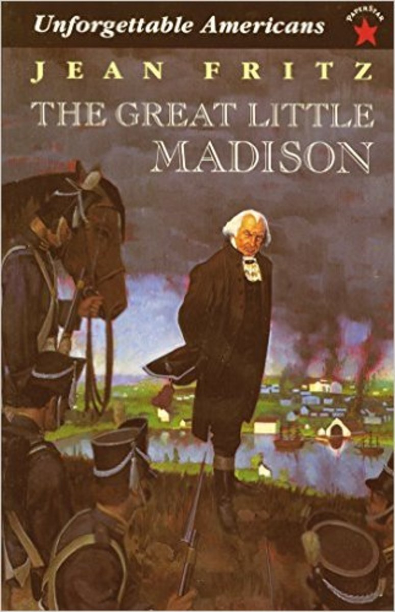 The Great Little Madison (Unforgetable Americans) by Jean Fritz