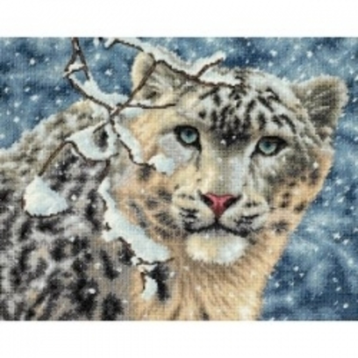 Big Cat Cross Stitch Patterns