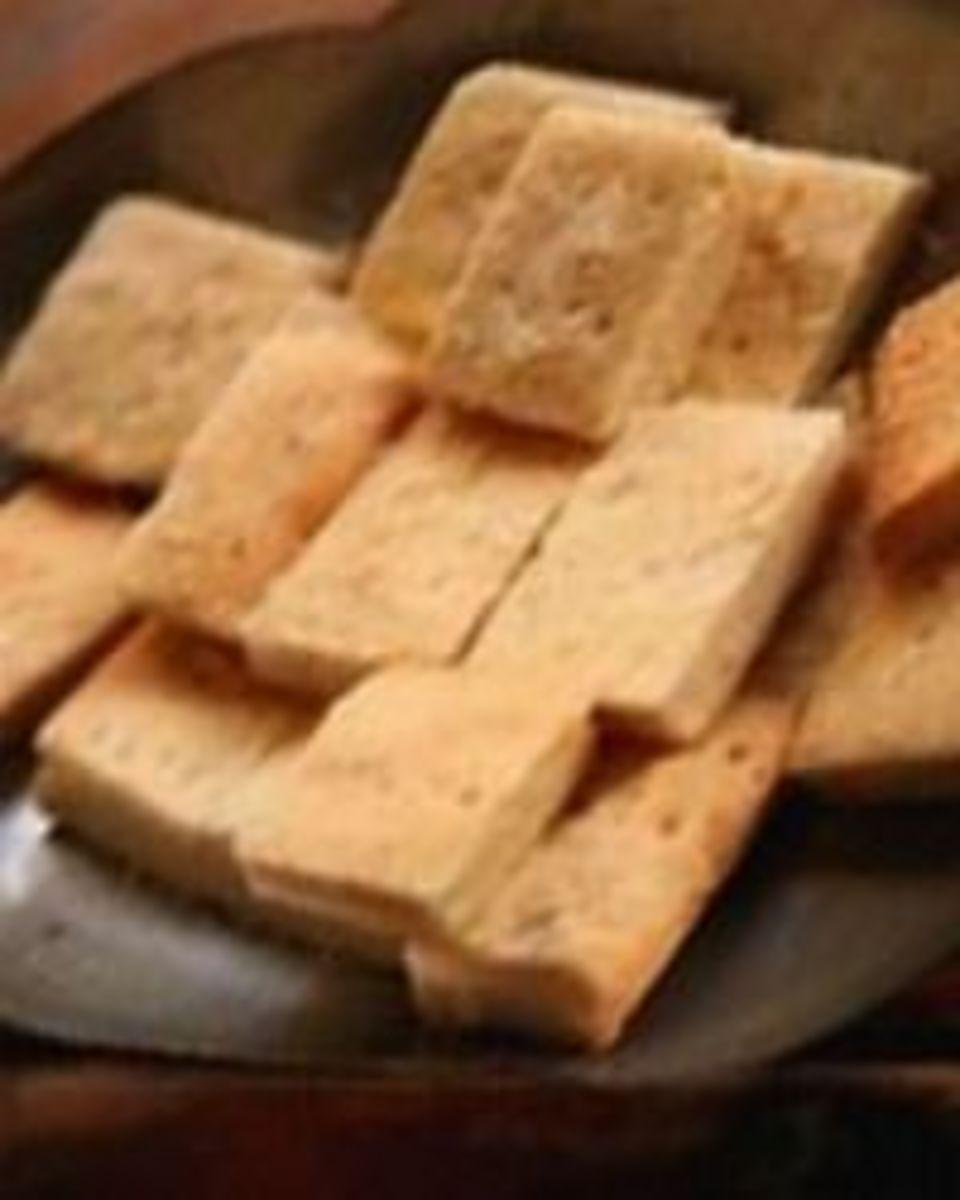 Scotch-Irish Buttery Shortbread
