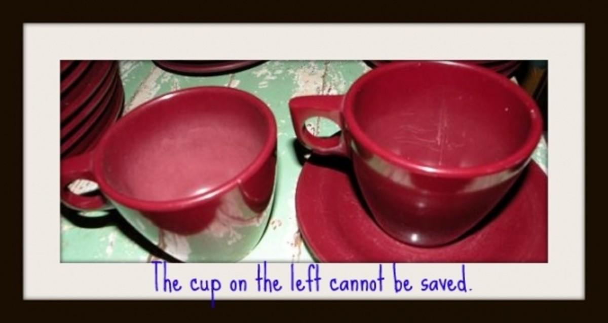 cleaning-melmac-or-melamine-dinnerware