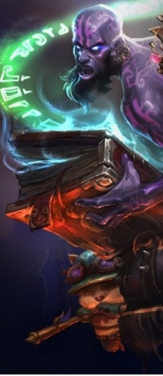 League of Legends Rune Pages Guide: A Guide To Runes | HubPages