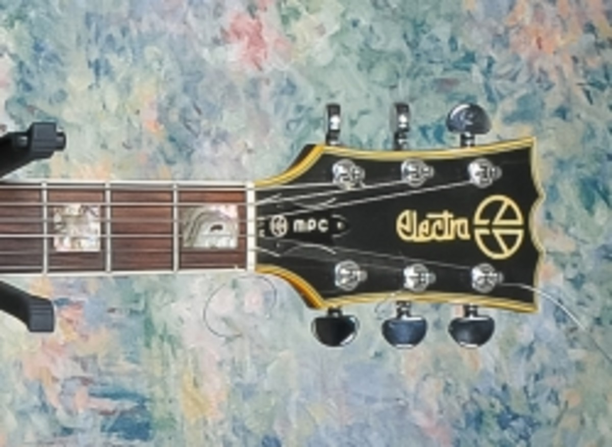 The Electra MPC Guitar: Classic and Collectable