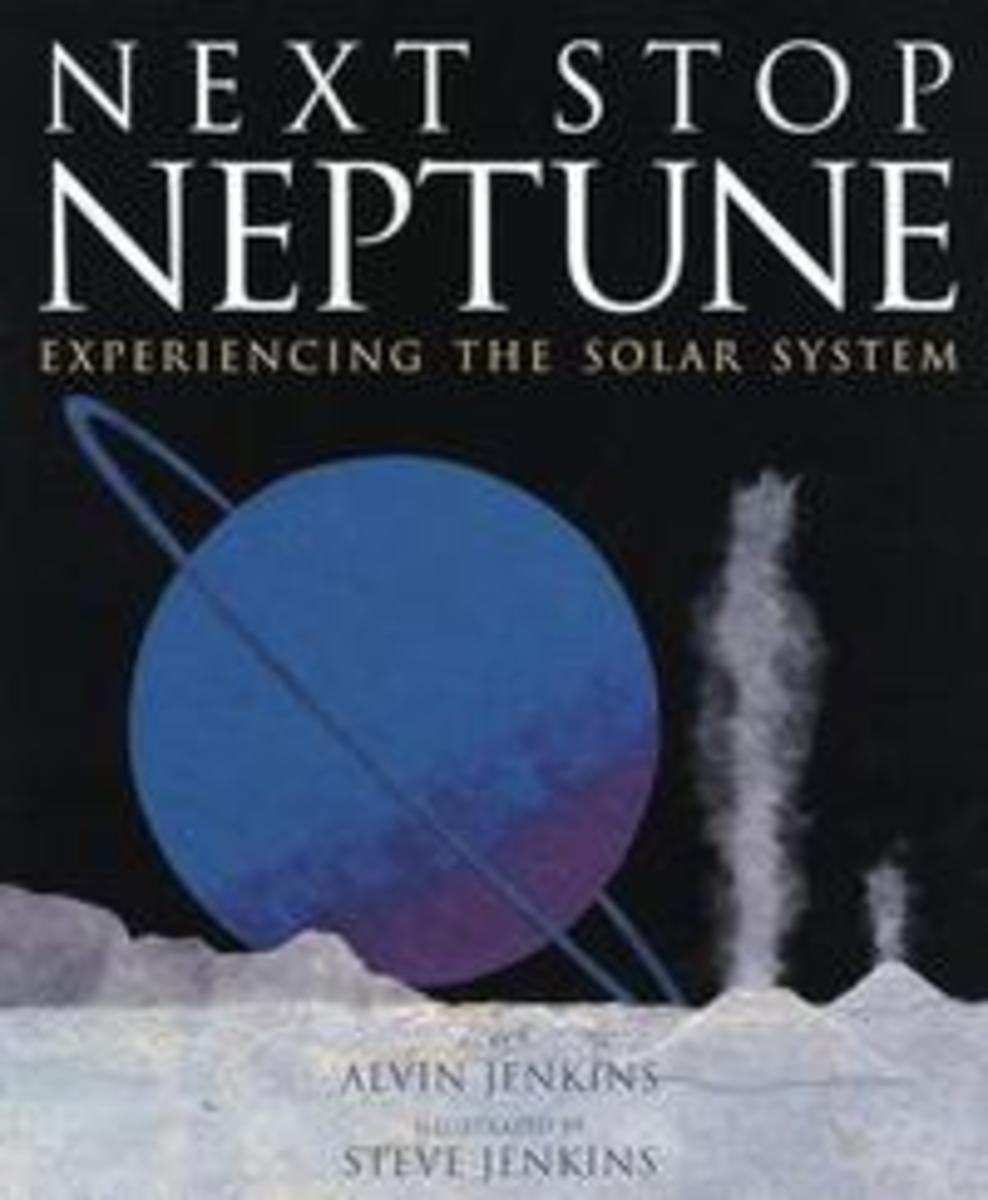 Next Stop Neptune: Experiencing the Solar System by Alvin Jenkins