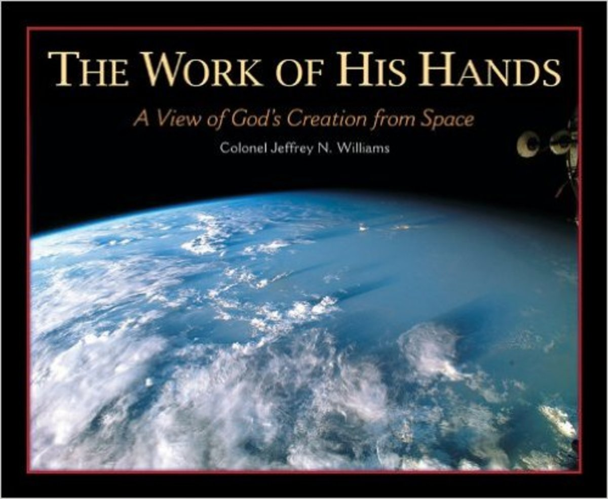 The Work of His Hands by Jeffrey N. Williams