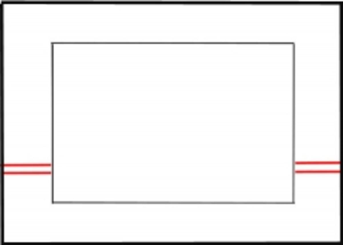Inlay Mat Example