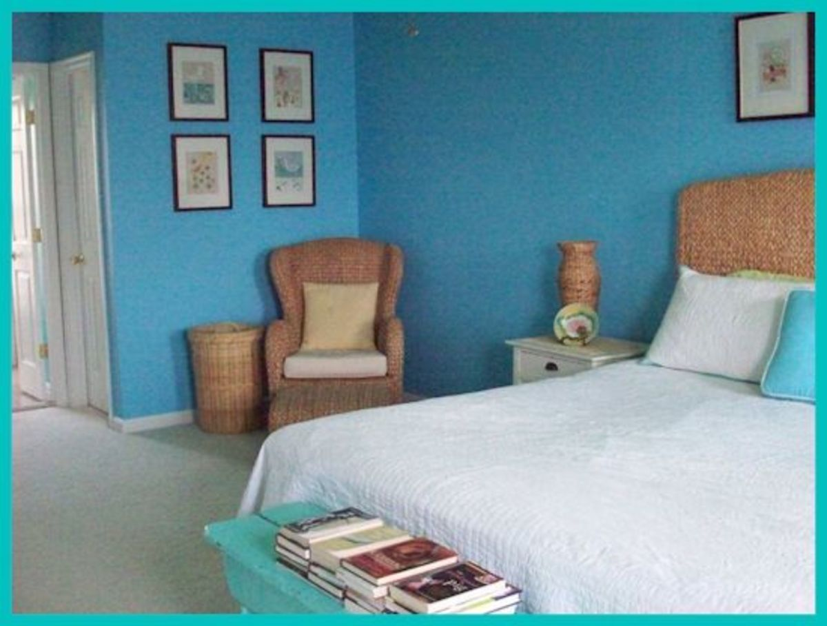 Beach Theme Bedroom Decor Ideas