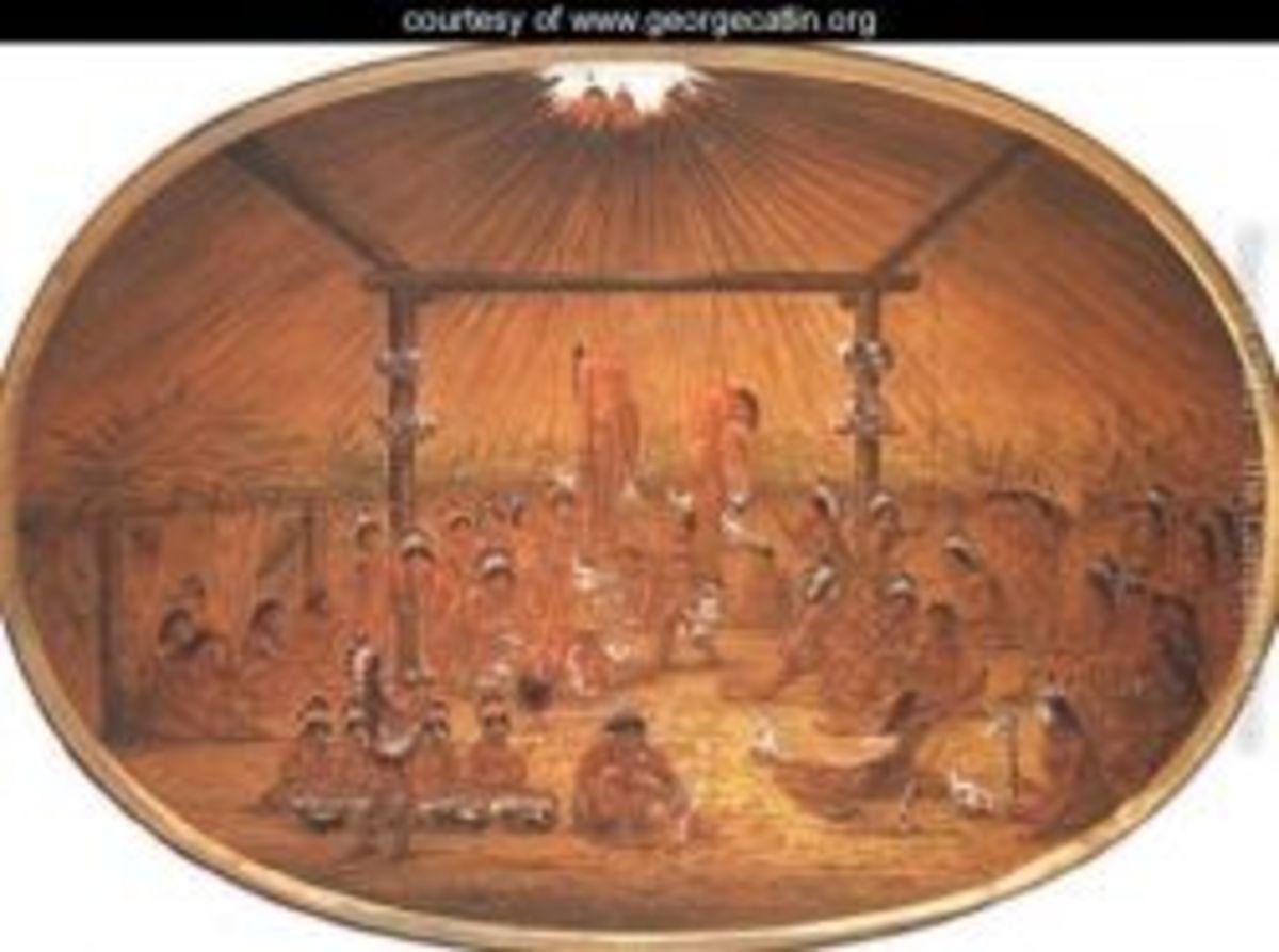 Mandan Okipa Ceremony