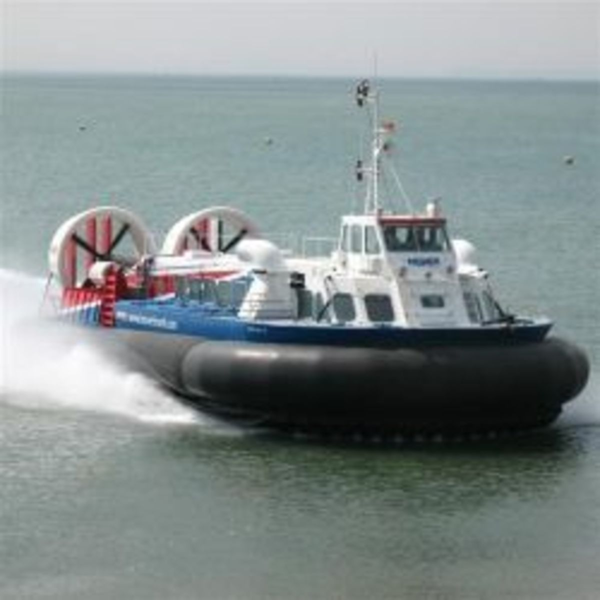 History Of The Hovercraft