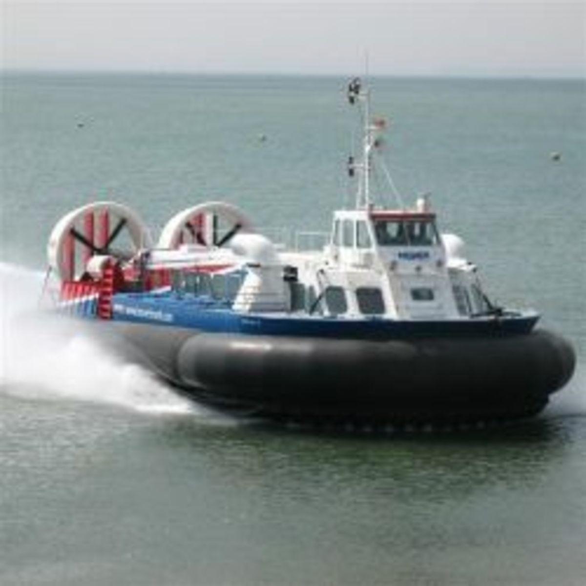 hovercraft-history
