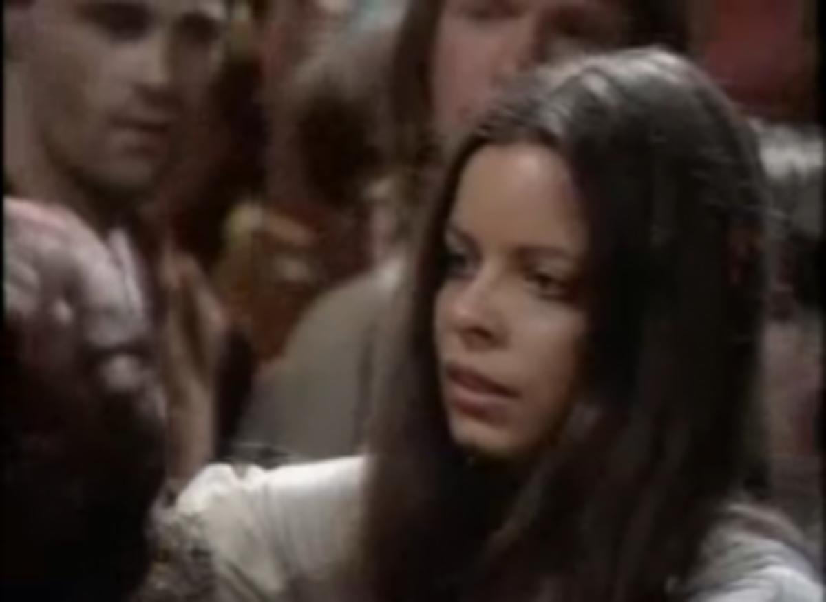 Michelle Newell as Esmeralda