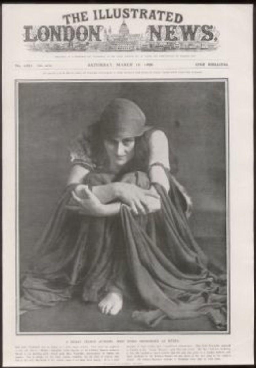 Sybil Thorndike as Medea
