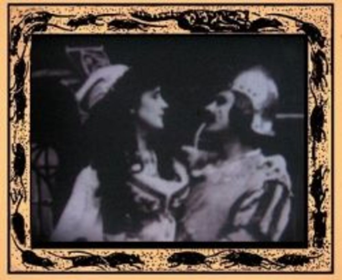 Denise Becker as Esmeralda