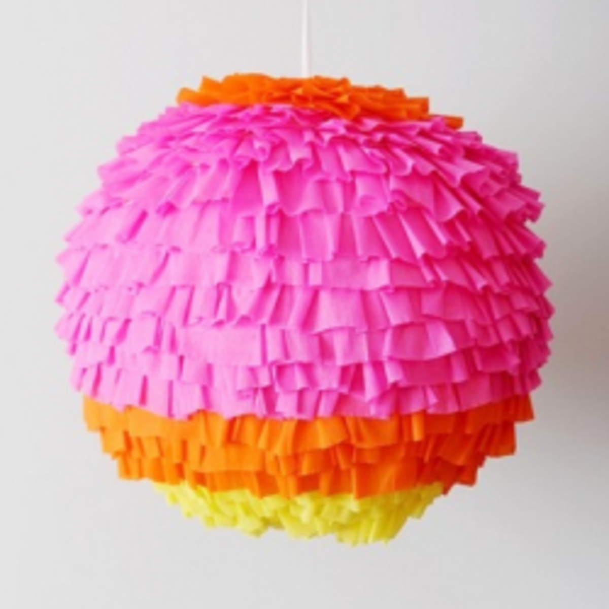 DIY Lamps & Lights | Roundup of Home Décor Craft Projects